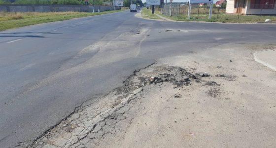 Cel tarziu la data de 1 septembrie 2017 vor incepe lucrarile de reparatii pe strada Busteni