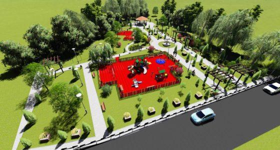 Reamenajarea Parcului Central